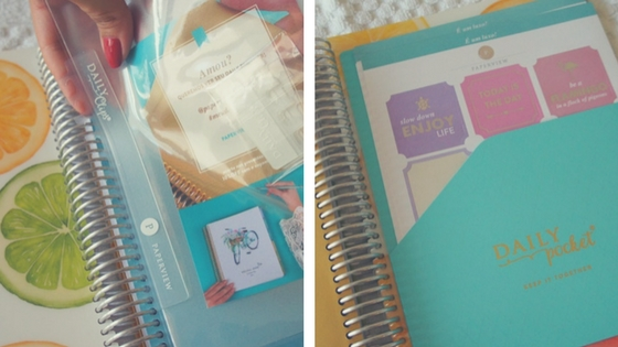 daily planner 2017 bolso