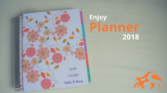 Enjoy Planner 2018: meu planner 2018 (review)