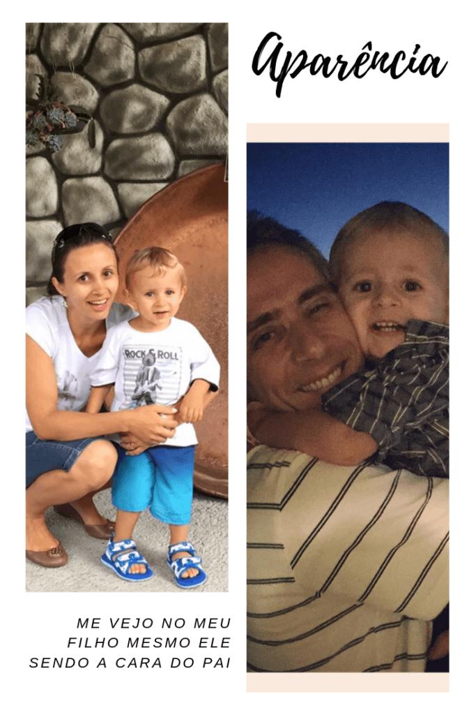 imagens de mãe e filho e pai e filho