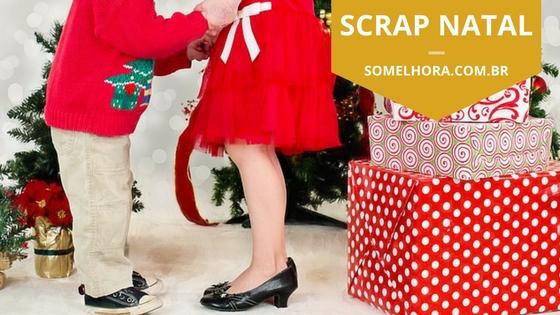 Scrap Natal – Inspiração para o Natal