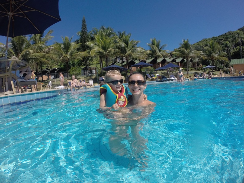 Final de semana de mordomia – Infinity Blue Resort e Spa