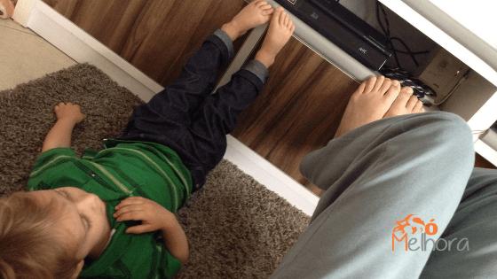 7 coisas que parecem esquisitas para quem NÃO tem filho