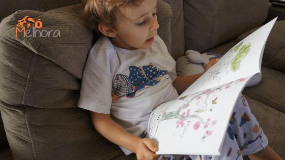 LIVROS de presente: sempre uma ótima opção para crianças