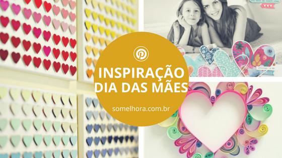 Inspiração presente Dia das Mães: faça um quadro para ela!