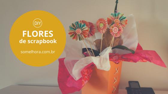 Como fazer flores de papel (DIY de Primavera)