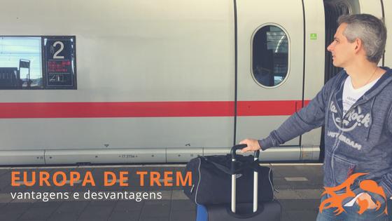 5 motivos para viajar pela Europa de trem