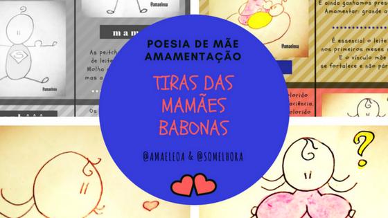 Mamães Babonas em: AMAMENTAÇÃO 🤱
