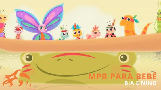 MBP para bebê: Bia e Nino (antigo MPBaby)