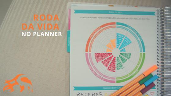 RODA da VIDA no planner: conhece essa ferramenta? 🎡