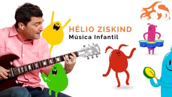 Hélio Ziskind e seu incrível Canal Zis – Música para criança