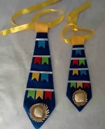 gravata de são joão