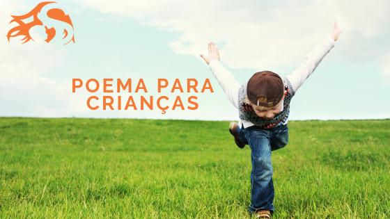 { Poema para Crianças } Poesia para o mês das crianças