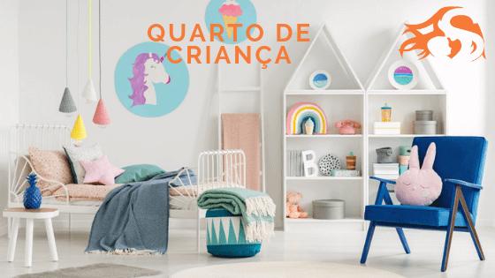 Quartos infantis: Dicas de decoração e segurança