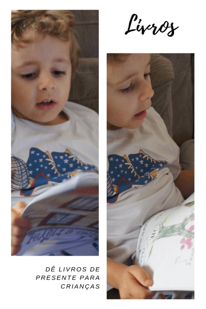 imagens de um menino lendo um livro