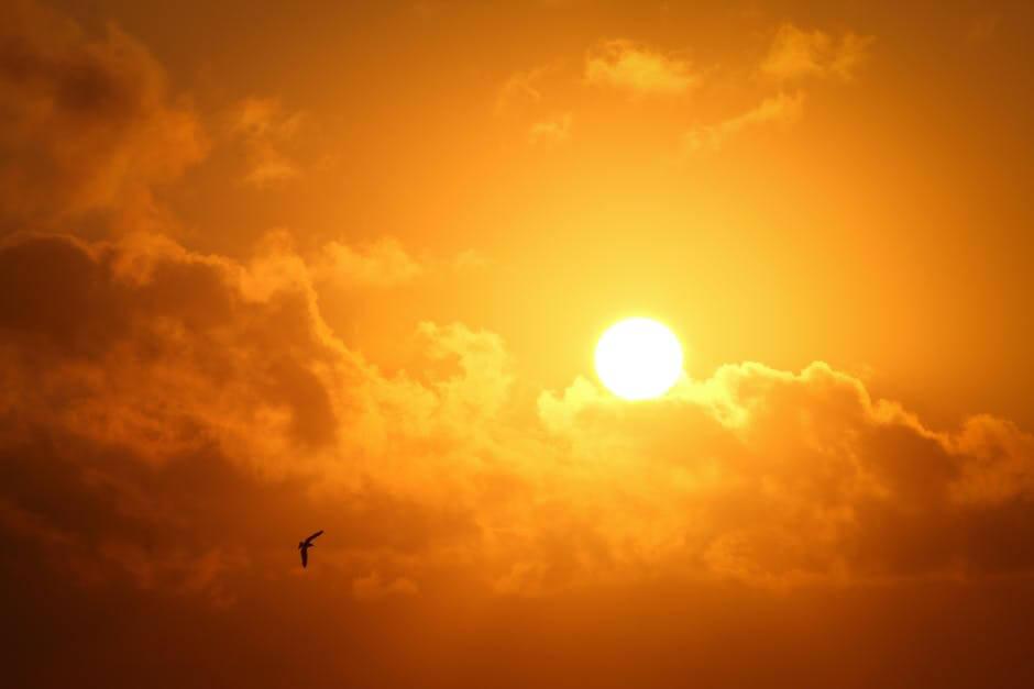 imagem do sol