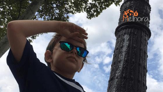 Meu filho de 7 anos – parceria e aprendizagem