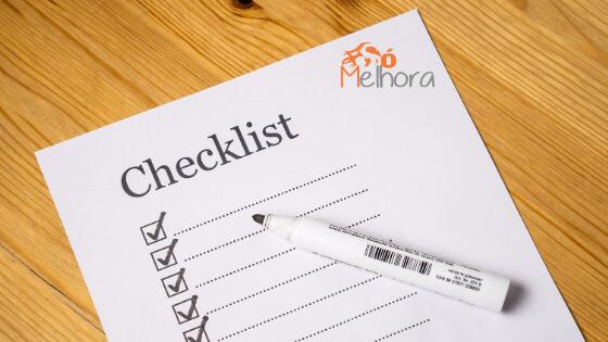 Checklist semanal ✅ PLANEJAMENTO SEMANAL